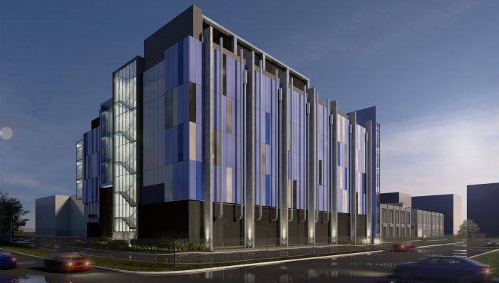 Sydney Data Centre IC3 East