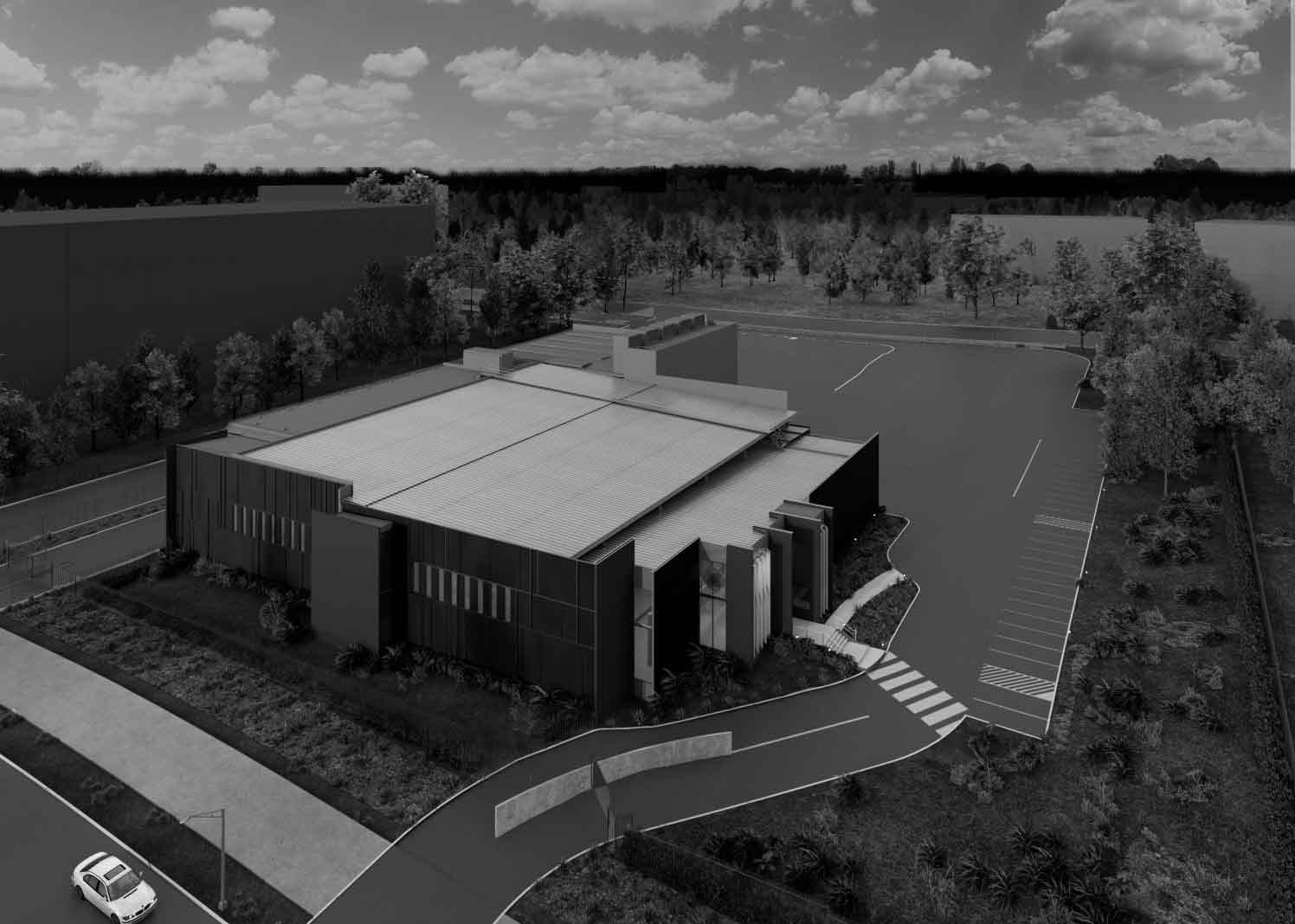 Sydney Data Centre - IC2 Data Centre Macquarie Park