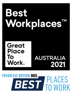 Macquarie Cloud Services | Great Place to Work 2021